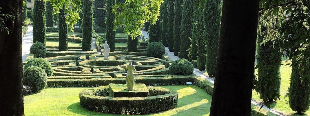 I giardini italiani nell'estate dell'Expo