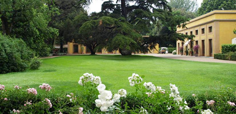 Giardini per hotel, un valore aggiunto per le strutture ricettive