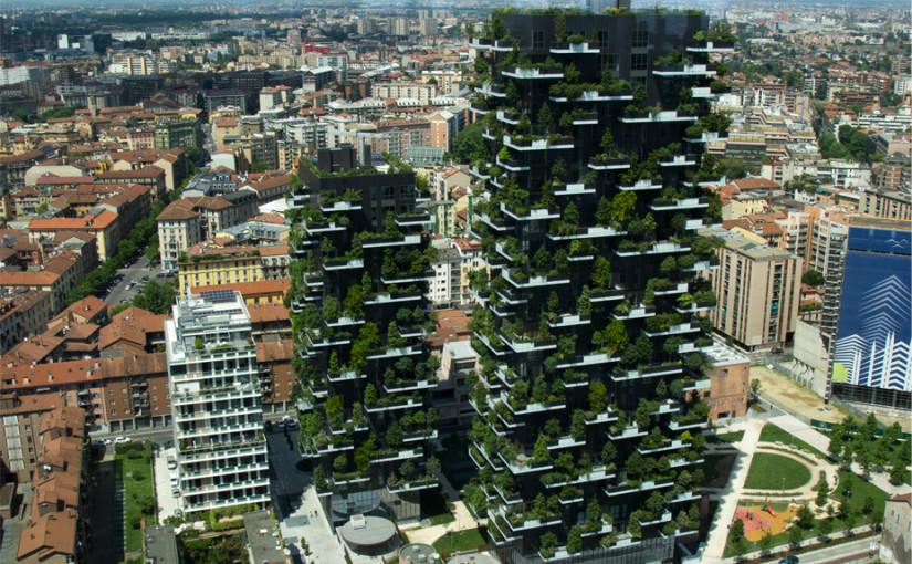 Architettura verde: colorare la città pensando all'ambiente