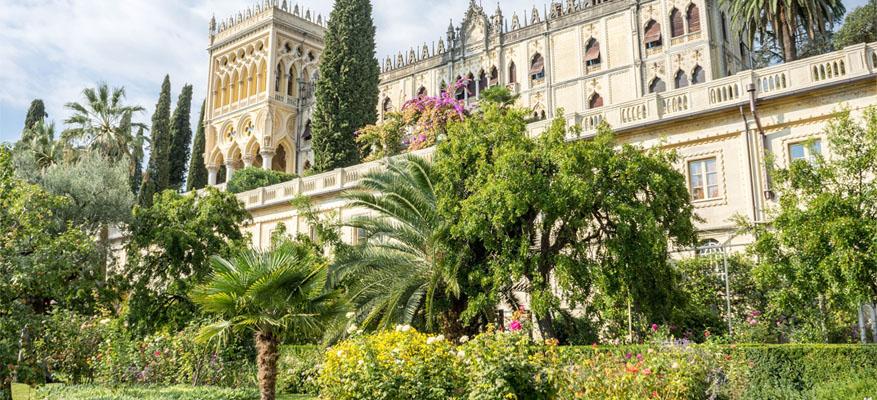 Giardini storici sul blog di Atelierdimensioneverde.it