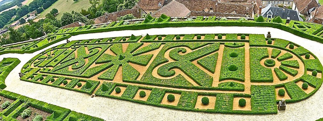 Restauro giardini storici sul blog di Atelierdimensioneverde.it
